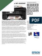Epson-WorkForce-WF-3520DWF-Información de producto