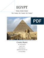 Egypt Research 2014