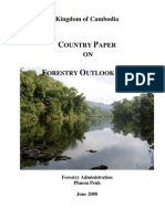 Draft Forest Outlook Study 2020 of Cambodia