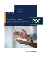 SGI - Greece Report - 2014