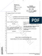 Robson Second Amended Complaint