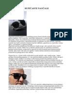 Rupičaste Naočale - Liječenje Dioptrije