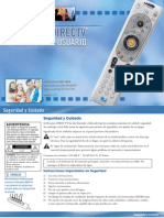 Receptor DIRECTV Digital L11 Manual Del Usuario