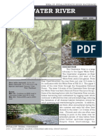 Puyullup Tribe Salmon, Trout Char Report 2005-06 03 Clearwater River and Fisk Creek