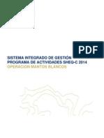 Programa Sheq 2014 Rev6