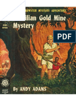 Biff Brewster Mystery #1 Brazilian Gold Mine Mystery