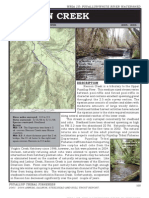 Puyullup Tribe Salmon, Trout Char Report 2005-06 05 Niesson Creek to South Prairie Creek