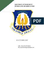 uniform guide