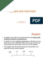 1 Registers Memories Basic Up