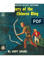 Biff Brewster Mystery #2 Mystery of the Chinese Ring