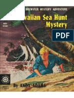 Biff Brewster Mystery #3 Hawaiian Sea Hunt Mystery