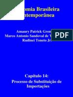 O Processo de Substituicao de Importacoes - 14