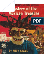 Biff Brewster Mystery #4 Mystery of the Mexican Treasure