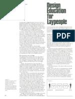 Design Laypeople