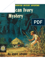 Biff Brewster Mystery #5 African Ivory Mystery