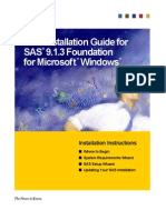 User Installation Guide