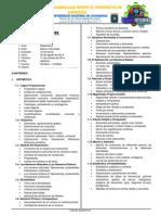 Prospecto de Admision UNC - Grupo de Estudios (Matemática)
