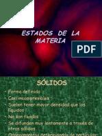 Estados de La Materia (2011)