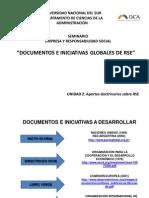Documentos de RSE Unidad 2