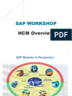 SAP HUMAN CAPITAL MANAGEMENT - WORKSHOP PRESENTATION