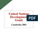 Cambodia MDG Report - International Development
