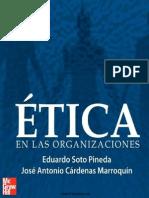 ÉTica en Las Organizaciones de Pineda y MarroquÃ-n