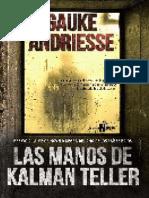 Las manos de Kalman Teller    Andriesse Gauke .pdf