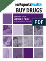 Opioids to Treat Chronic Pain