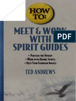 Ted Andrews Meet & Work With Spirit Guides
