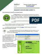 Analizar Ordenador Con Drweb Cureit