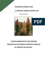 Ficha Tecnica de Quinua.doc
