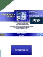 Cap 02 Capa de Enlace de Datos