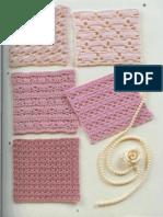Puntos a Crochet (Con Diagramas)