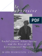 # the Gentle Subversive - Rachel Carson, Silent Spring, And the Rise of the Environmental Movement (2007, Mark Hamilton Lytle) [en]