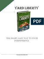 Backyard Liberty