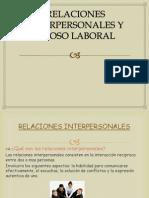Relaciones Interpersonales y Acoso Laboral