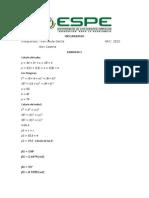 Examen Mecanismos Naula-cadena
