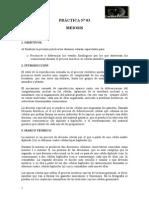 Informe de Meiosis 4