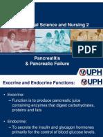 BSN 2 Week 6 Pancreatitis