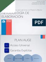 Metodología GPC Trastorno Bipolar FBL Arica