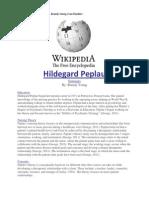 Hildegard Peplau Wiki