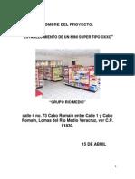Proyecto Abarrotes VERACRUZ