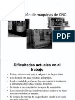 Máquinas de CNC