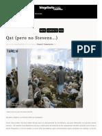 Qat Stevens