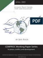 Democratic Peace EvaluacionCWPS