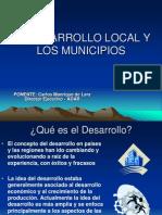 Desarrollo Local y Municipios