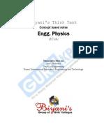 Engg Physics