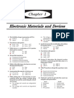 Electroncs Devices and Circuits