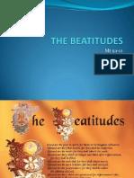 Beatitudes - Elms