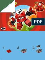 41501 LEGO Mixels